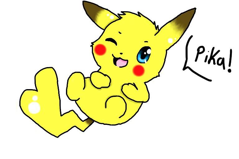 Pikachu by RocketTheAlligator