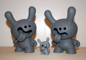 :b Dunny Family by freeny