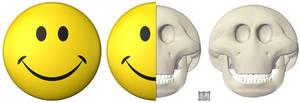 Smiley Skull