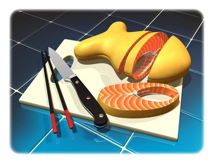 Goldfish-Cracker Splice by freeny