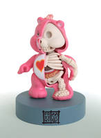 Care Bear Anatmical Sculpt by freeny