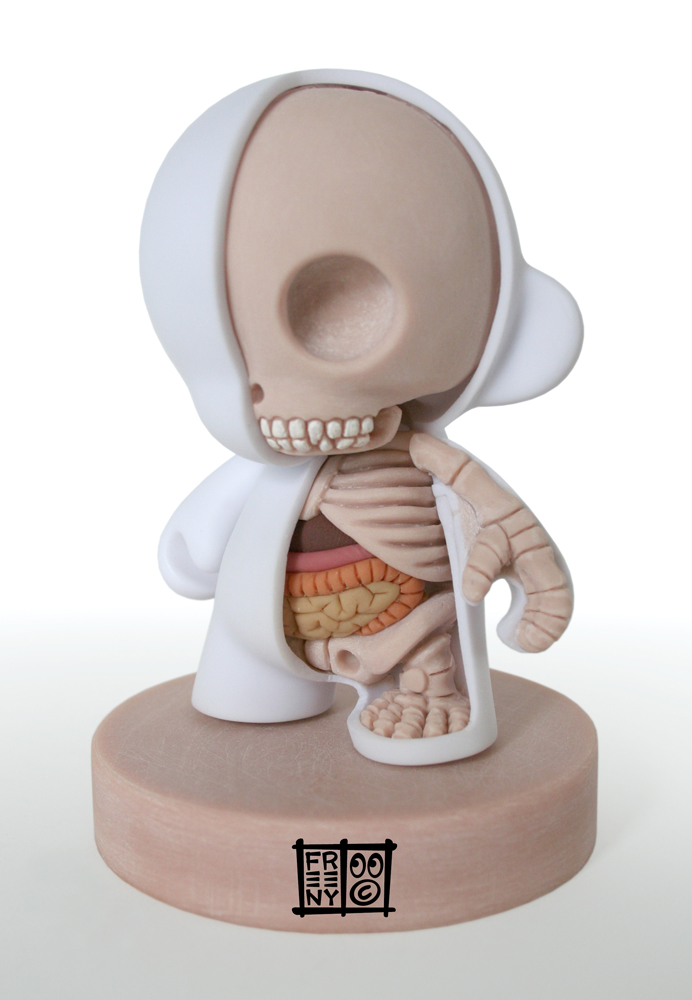 Munny Dissection by freeny