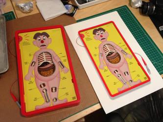Custom Operation game and print