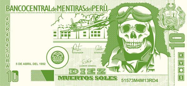 DIEZ MUERTOS SOLES by xnideax
