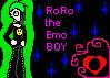 Itsy Bitsy...RoRo by leoslittlebride