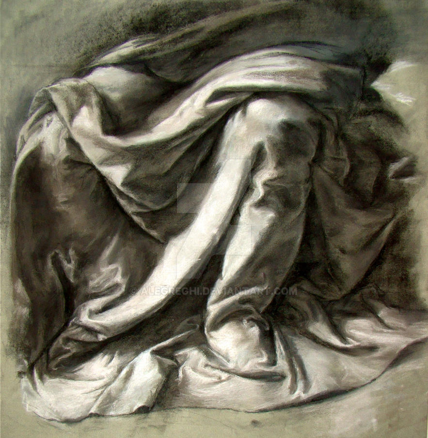 Drapery Study Drawing - SlideShare