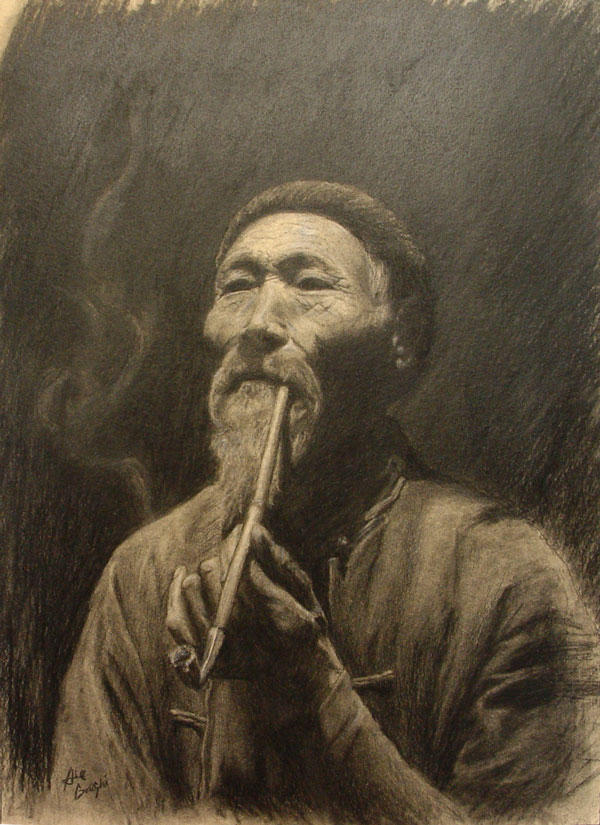 Smoke'n shadows by alegreghi