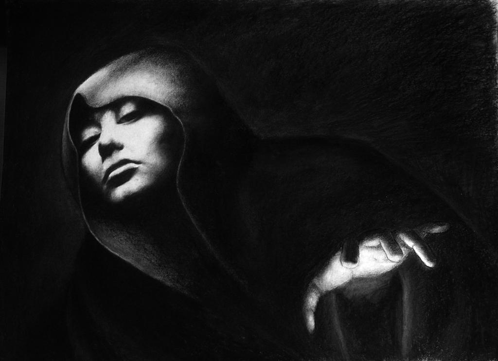 Inevitable - Charcoal by alegreghi
