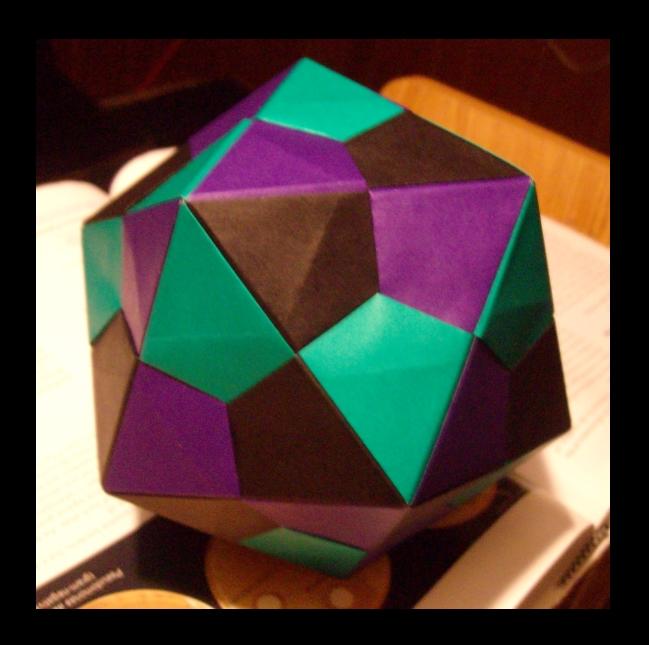 Icosahedron by NegaZero