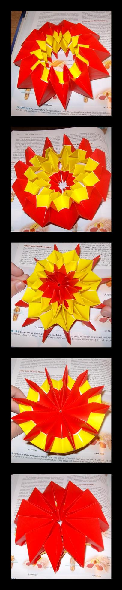 Snap Origami Firework By Origamipieces On Deviantart Photos Pinterest Fireworks Diagram Negazero
