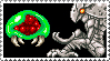 Metroid Stamp by NegaZero