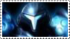 Dark Samus Stamp by NegaZero