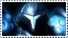 Dark Samus Stamp by NegaZero