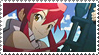 Yoko Stamp by NegaZero