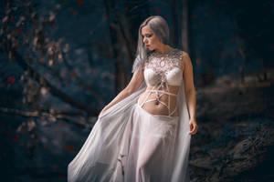 White vampiress with Mark VI