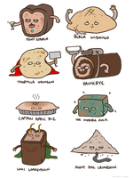 The Breadvengers