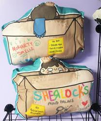Sherlock's Mind Palace Plushies