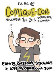 Comique-Con Announcement!!