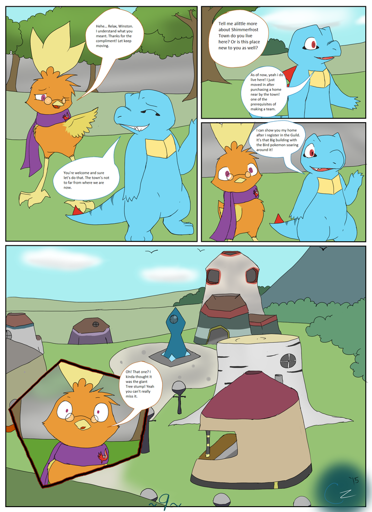 The Adventures of Team Rosewood: Ch. 1 - Pg. 9 by Arcticsage-Zaiphod