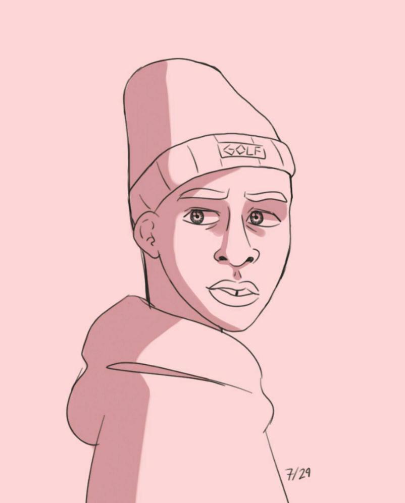 Pink Tyler by mayopotato855