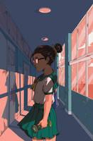 Back to School by XamuArt