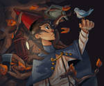 Wirt - Over The Garden Wall-