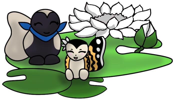 Mais-Pond Event- Liliypad by ChoMitsuki45