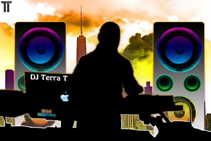 DJ Terra T artwork by TerryTerraDesigns on deviantART