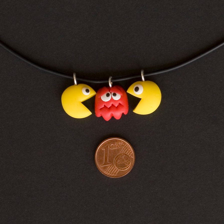 Game Necklace 4 by pongojam