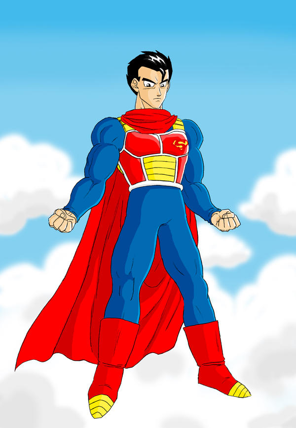 What do you call a Superman and Goku fusion? - Gen ...