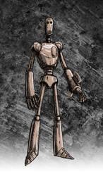 Tin Woodman Robot