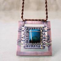 Chryzkros necklace by NADYjewel