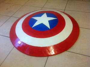 CA Shield classic paint