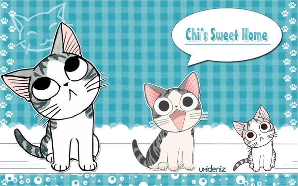 Chi 39 s sweet home wallpaper by sakura umi on deviantart - Chi s sweet home ...