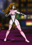Shiny Heroine (commission)