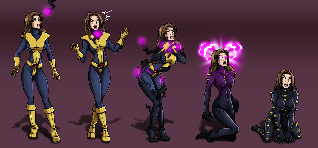 Kitty Pryde Hound Tf Commission By Re Maker Tg Transformation Grumpy