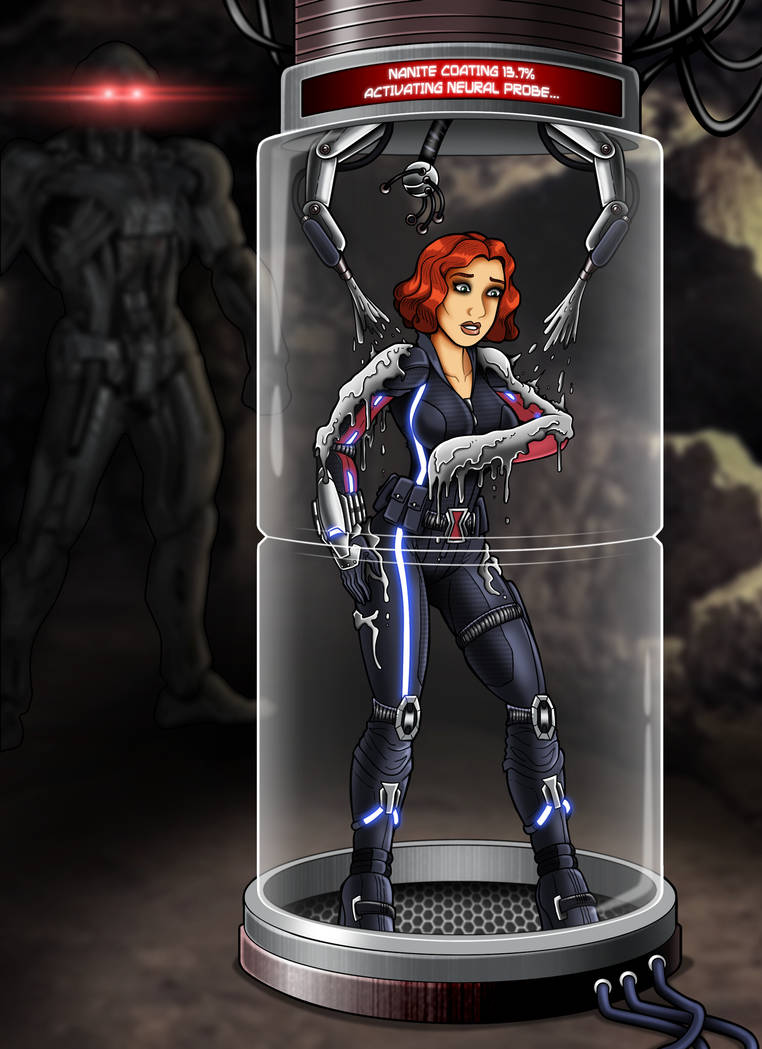 Black Widow Agent Of Ultron 25 Commission By Re-Maker On Deviantart-5887