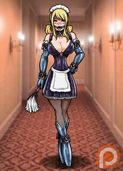 Bondage Maid Lucy (Patreon Reward)
