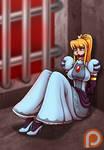 Princess Samus (Patreon Reward)