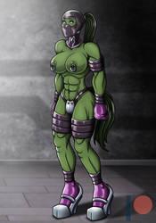 Tamed Hulk v2 (Patreon Reward) by Re-Maker