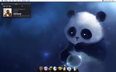 Panda One by Magic-Jowol