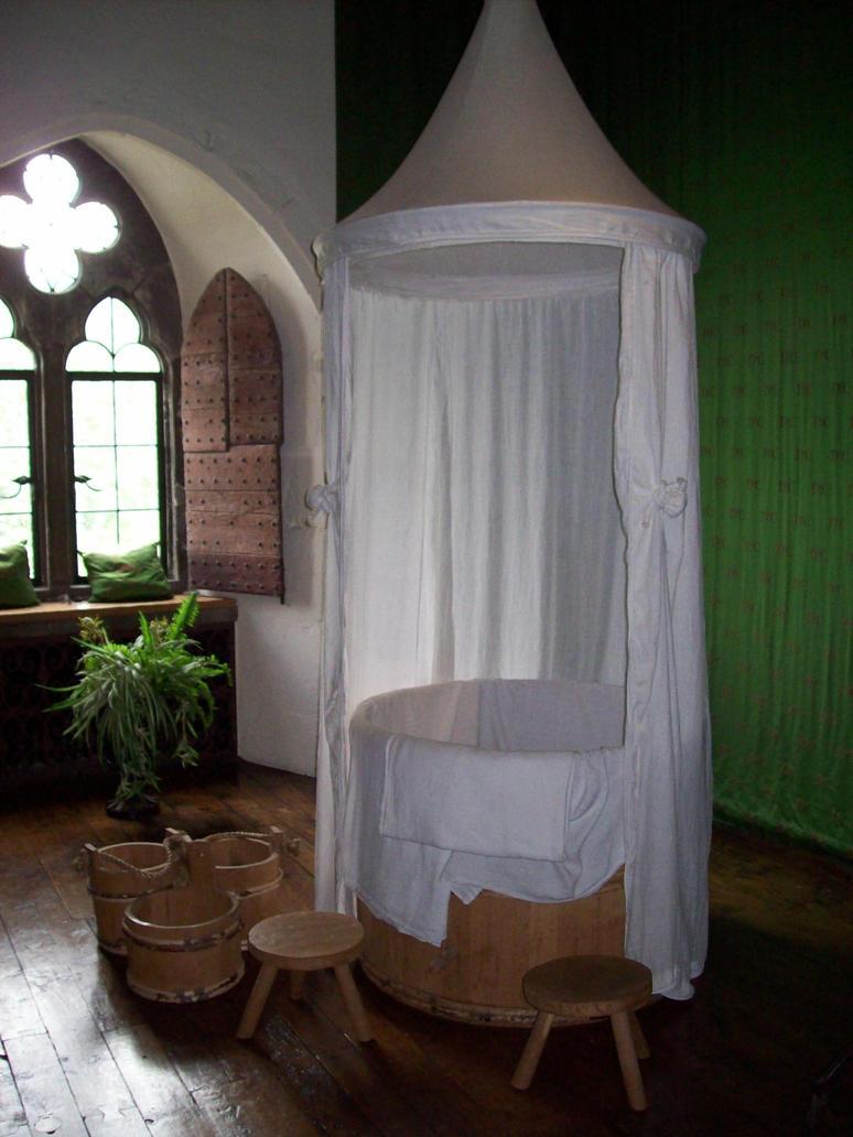 Medieval bath by melthepirate on deviantart for Bedroom furniture leeds