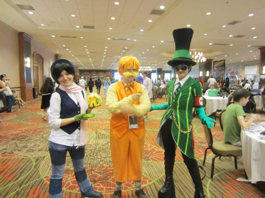 The Lorax, Oncie and Greed-ler by sisteroftheflame ...
