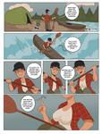 Canoeing is fun pt 1