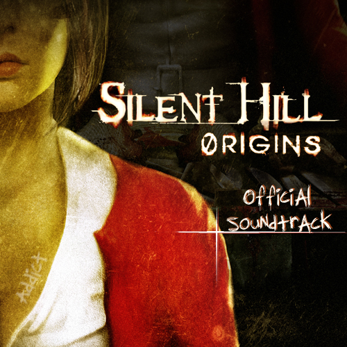 Silent Hill Origins - CD cover by BlackJackNL