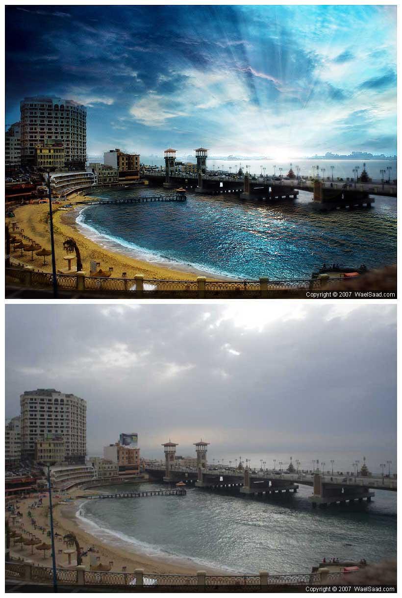 Alexandria by dpainter