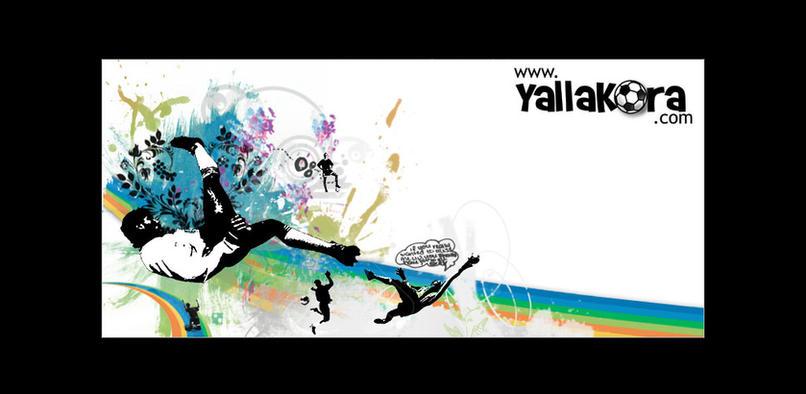 Yallakora.com by dpainter