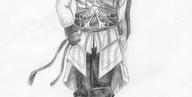 Walking Ezio by Laminated-TeabaG