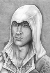 Ezio Auditore by Laminated-TeabaG