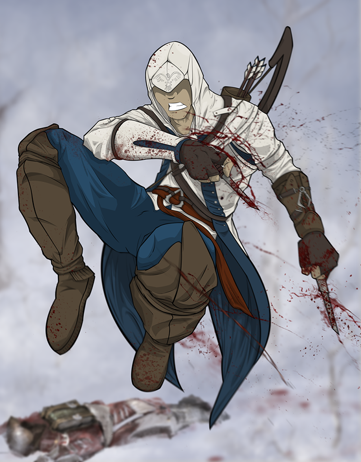 Connor by Laminated-TeabaG